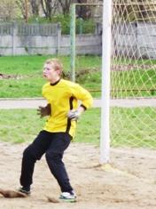 Кращий воротар Влад Логовський