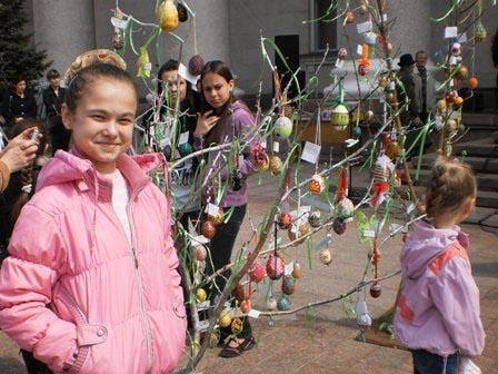 міський конкурс «Величне свято Великодня», 2012 р.