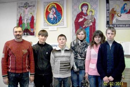 Літературно-мистецька композиція до зібрання об'єднання українських болгар, 2011 p.