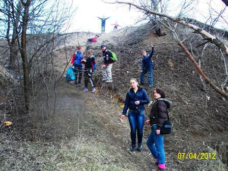 Перший весняний похід 2012 року