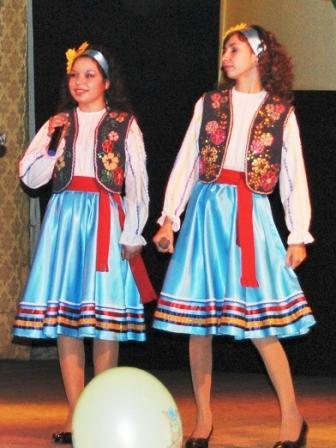 Руслана Риженко і Діана Білик